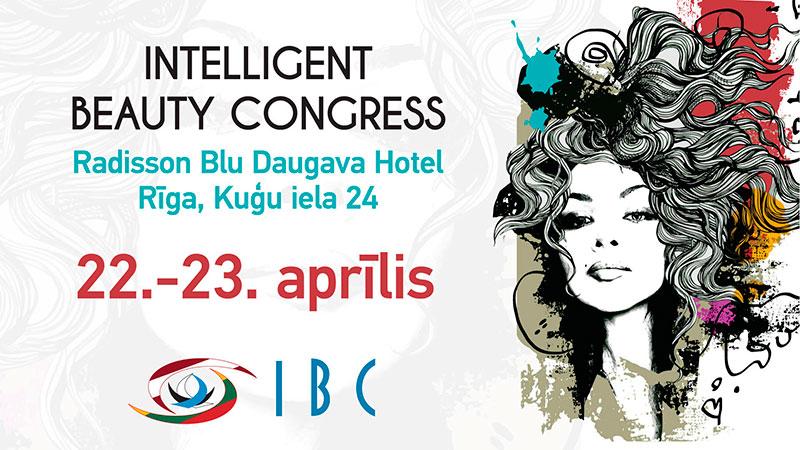 22 и 23 апреля 2017 года, в Риге, в отеле Radisson Blu Daugava состоится XI Intelligen Beauty Congress специалистов индустрии красоты.