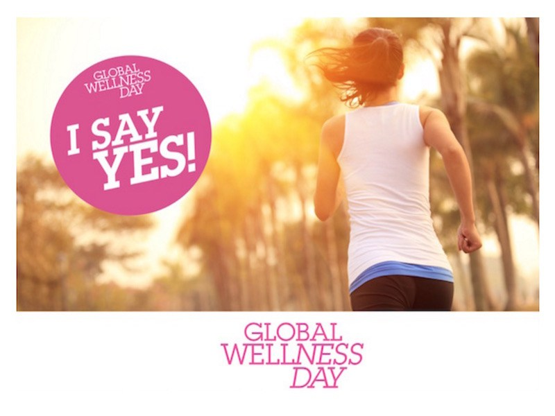GLOBAL WELLNESS DAY 2017 ĶEMERU parkā. Programma