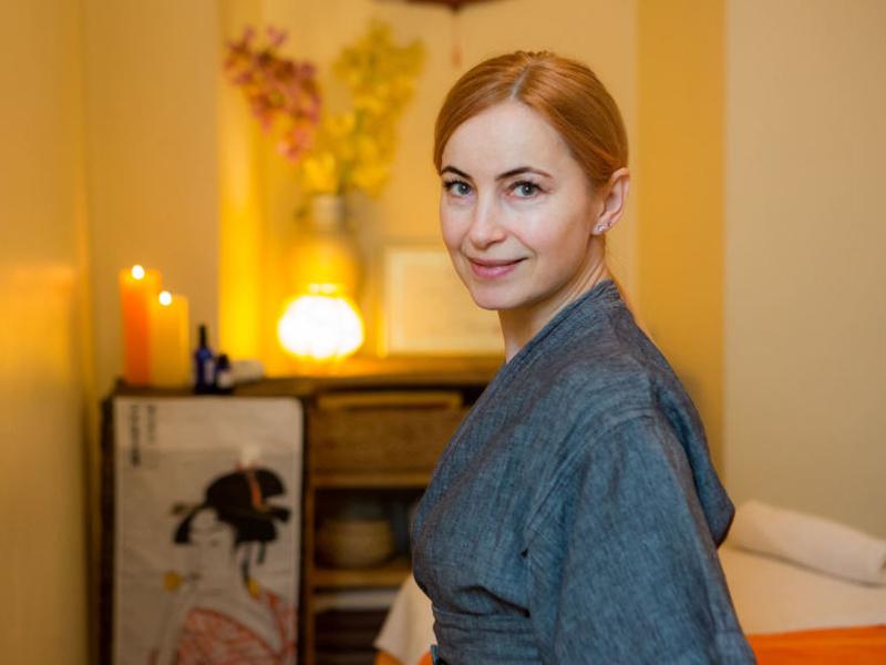 Диана Гервиене (Литва), лицензированный тренер техники Кобидо, массажист, кинезиотерапевт, косметолог, победитель чемпионата Литвы 2009 года, преподаватель авторских семинаров, преподаватель академии Ispado.